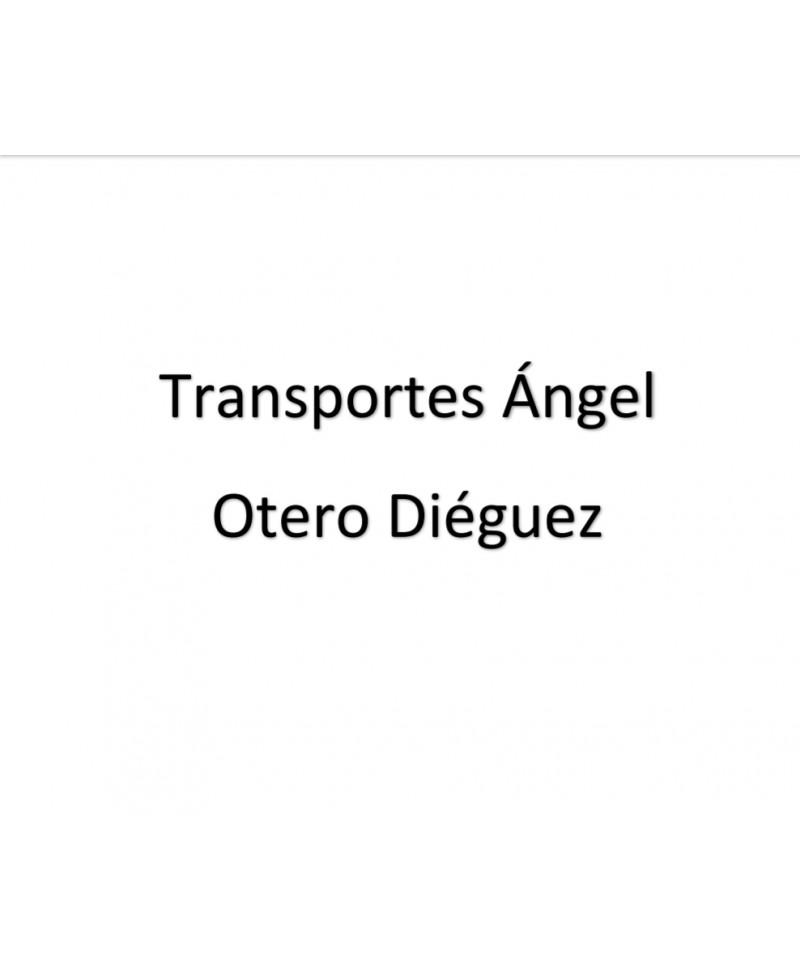 Transportes Ángel Otero...