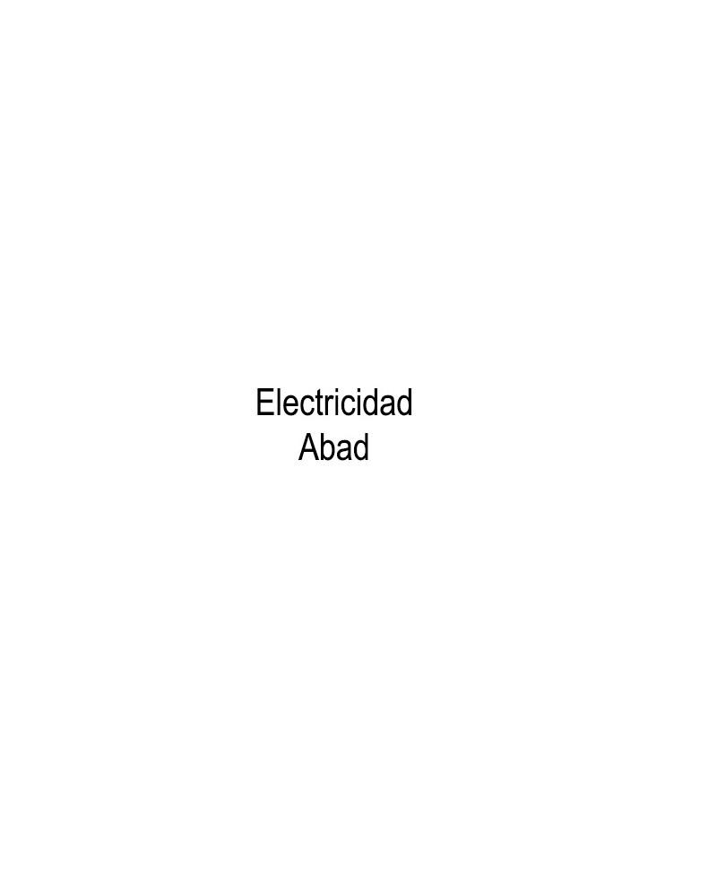 Electricidad Abad