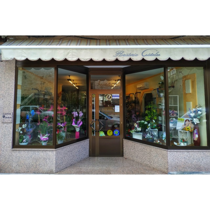 Floristería Cristalar